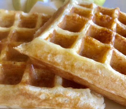 picture of waffles